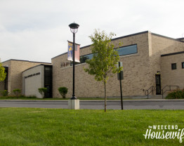 The Weekend Housewife - Hometown Series - Lockport Hugh School