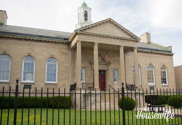 The Weekend Housewife - Hometown Series - Lockport, NY Public Library