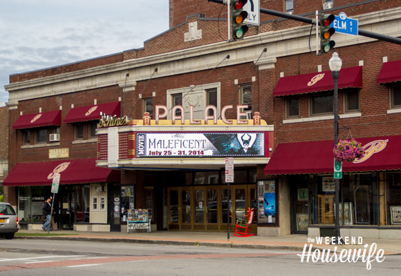 The Weekend Housewife - Hometown Series - The Palace Theater