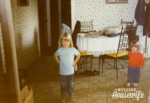 The Weekend Housewife - Throwback Thursday