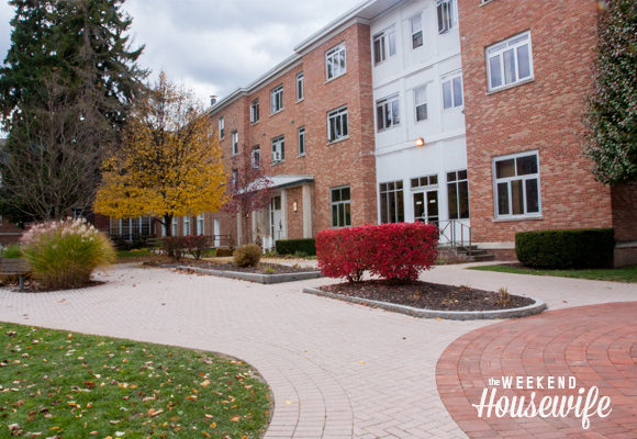 The Weekend Housewife - Chatterbug College Homework Assignments - Cazenovia College