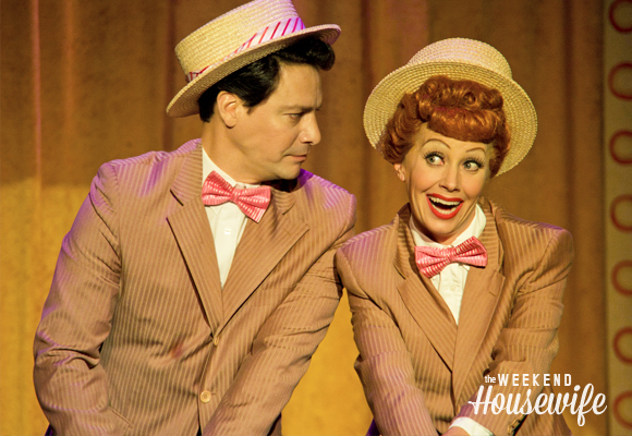 The Weekend Housewife - I Love Lucy - Live on Stage
