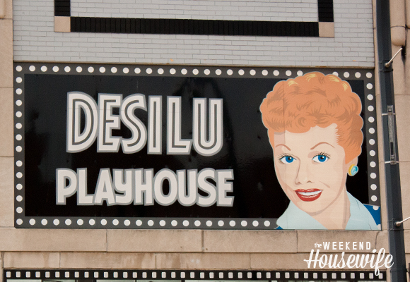 The Weekend Housewife - Desilu Playhouse - Jamestown, NY