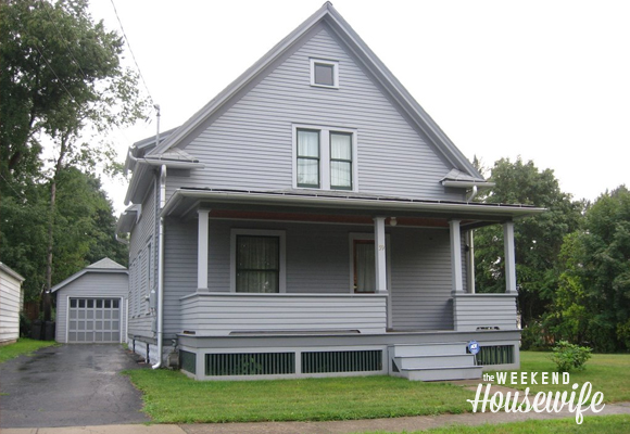 The Weekend Housewife - Lucille Ball's Childhood Home - Jamestown, NY