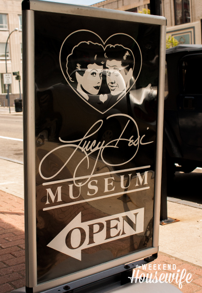 The Weekend Housewife - Lucille Ball & Desi Arnaz Museum - Jamestown, NY