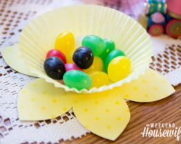 The Weekend Housewife - Easy Easter Crafts