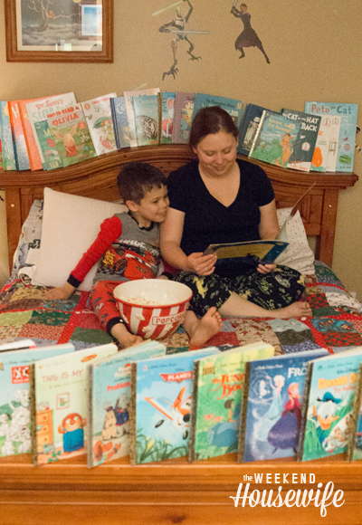 The Weekend Housewife - Scholastic Bedtime Book Fair
