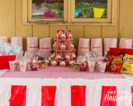 The Weekend Housewife - Carnival Themed Children's Party
