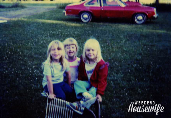 The Weekend Housewife - Cousin's Day 2015