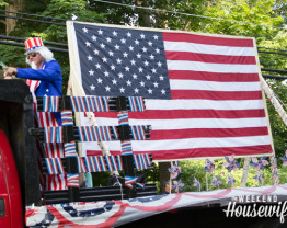 The Weekend Housewife - Happy 4th of July - Lockport's Parade