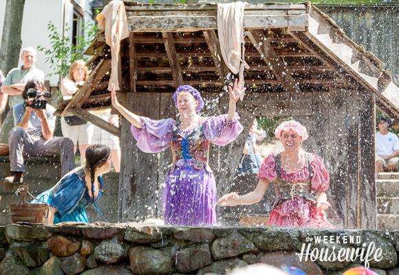 The Weekend Housewife - The Renaissance Festival - Sterling NY