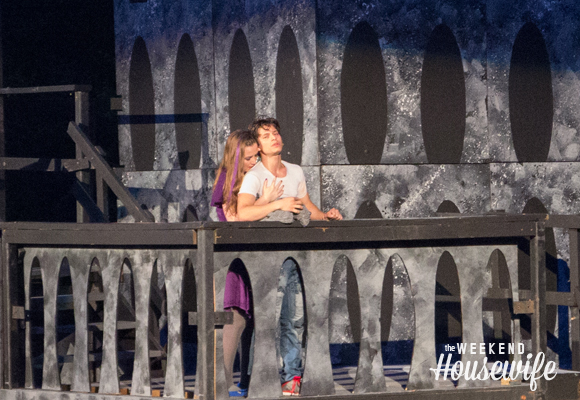 The Weekend Housewife - Shakespeare in Delaware Park - Romeo & Juliet
