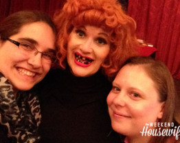 The Weekend Housewife - The Lucille Ball Comedy Festival Jamestown NY