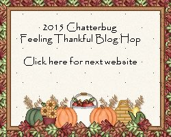 The Weekend Housewife - Chatterbugs November Blog Hop