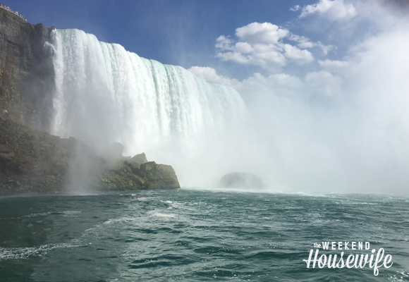 The Weekend Housewife - The Maid of the Mist